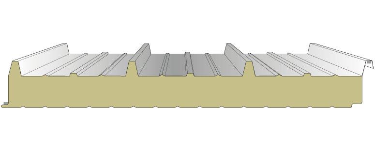 Iso Dach 38-333 (fireroof)